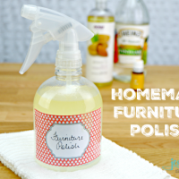 Homemade Furniture Polish With Video