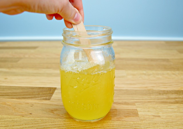 Homemade Liquid Dishwasher Detergent
