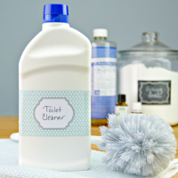 Homemade Toilet Cleaner – Liquid Version