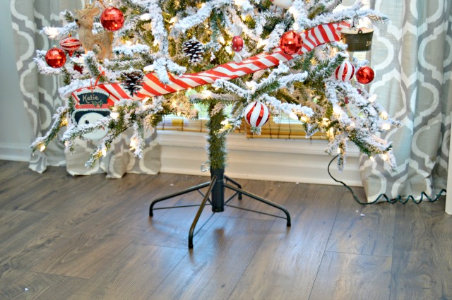How To Hide The Bottom Of Your Christmas Tree