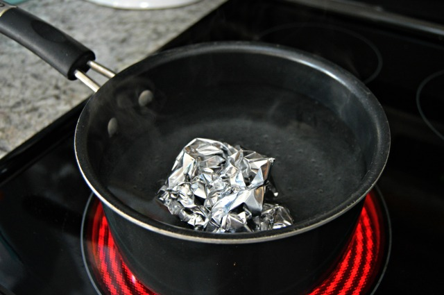How To Clean Silver Using Aluminum Foil