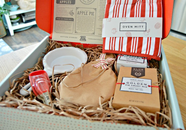 Apple Pie Gift Set from Thoughtfully