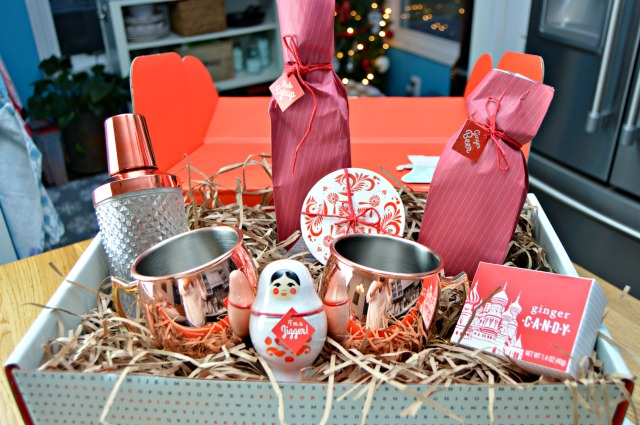 Moscow Mule Gift Set From Thoughtfully