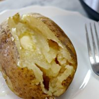 How to Cook Easy Instant Pot Baked Potatoes