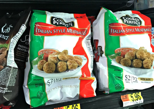 best frozen meatballs at walmart
