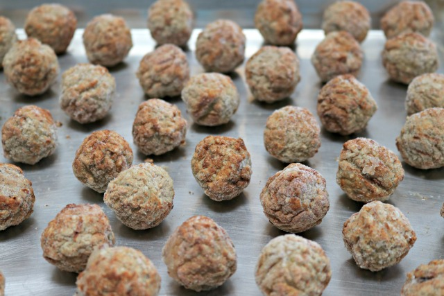 Easy and delicious Swedish Meatballs