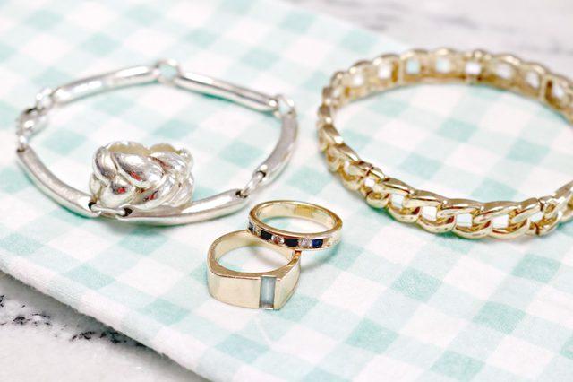 Wedding Rings Pandora 52 Vintage