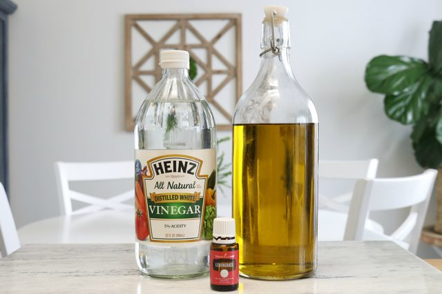 3 Ingredient Homemade Wood Floor Polish Recipe Mom 4 Real