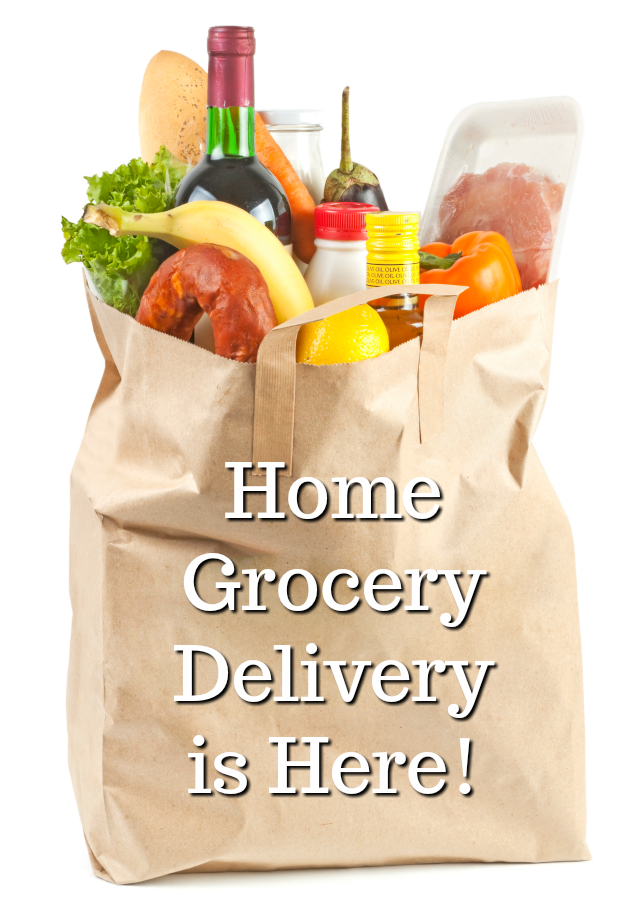 Home Grocery Delivery is Here!
