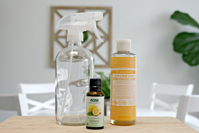 3 Ingredient All-Purpose Cleaning Spray