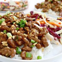 Spicy Lemongrass Pork