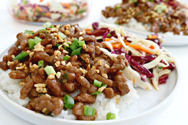 Spicy Lemongrass Pork Recipe