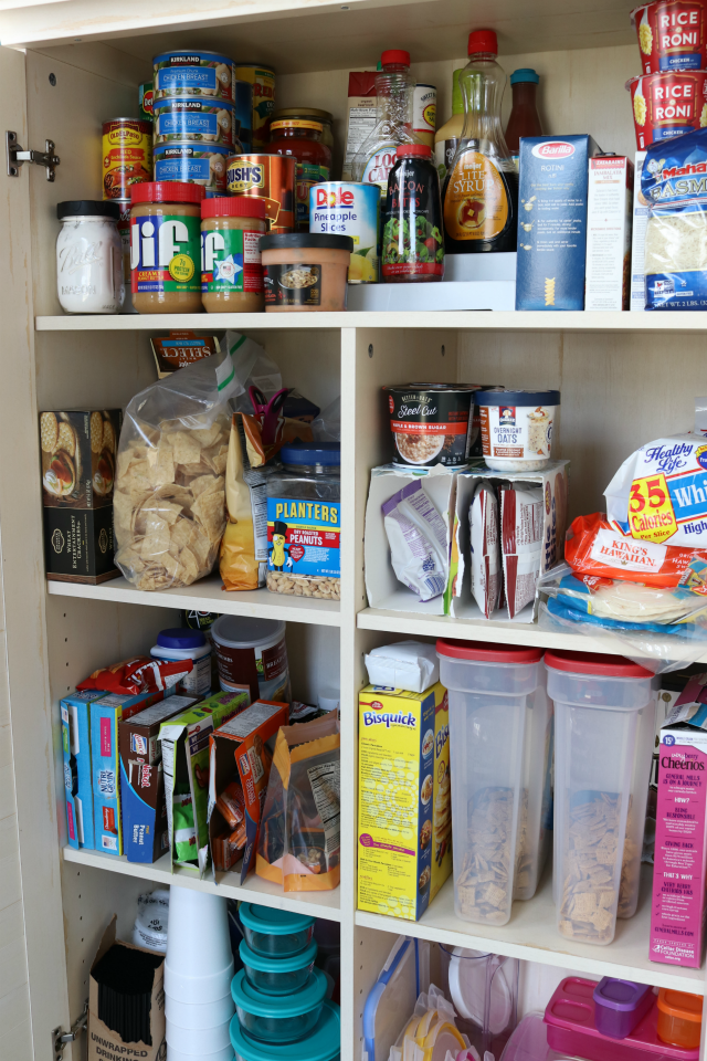 Easy Kitchen Pantry Organization Tips Mom 4 Real