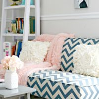 Teen Girl's Bedroom Makeover