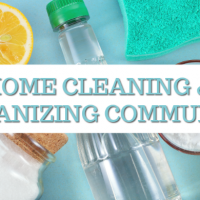 Join The Home Cleaning and Organizing Community