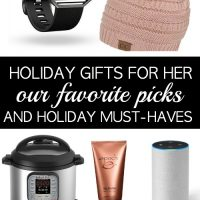 Tons of Holiday Gift Ideas for the Online Shopper
