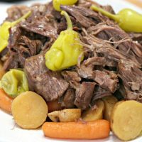 Easy Instant Pot Mississippi Pot Roast Recipe