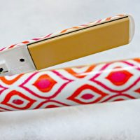 How to Clean a Flat Iron and Curling Irons Too