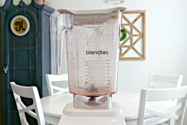 dirty blender