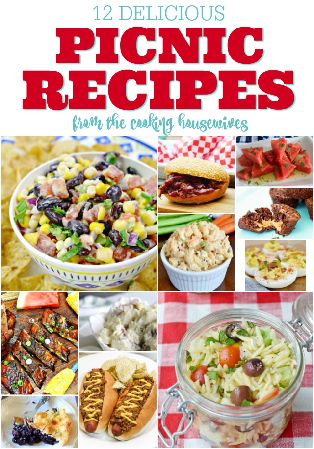 12 Easy Picnic Recipes
