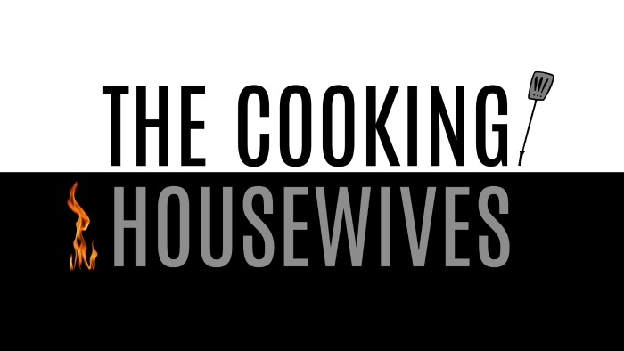 The Cooking Housewives Logo