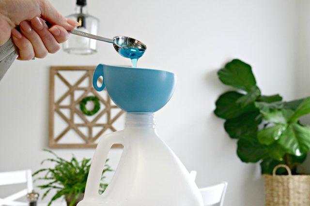 dish liquid
