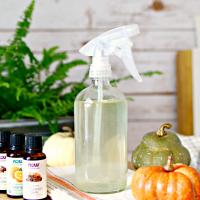 DIY Fall Air Freshener With Essential Oils