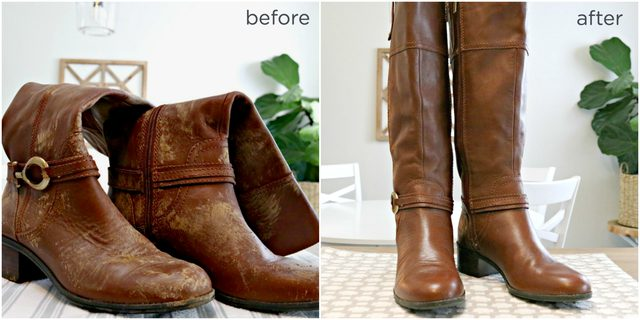 Clean Leather Like A Pro And Remove Stains Molly Maid