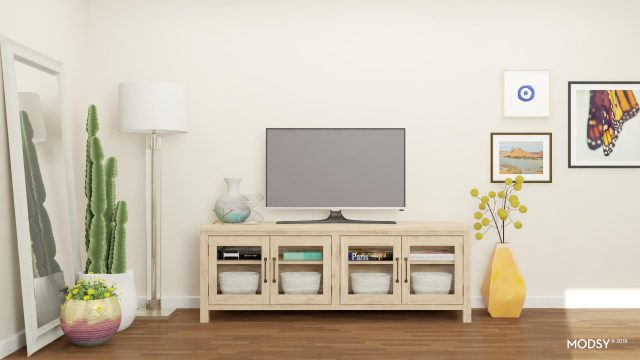 television entertainment center