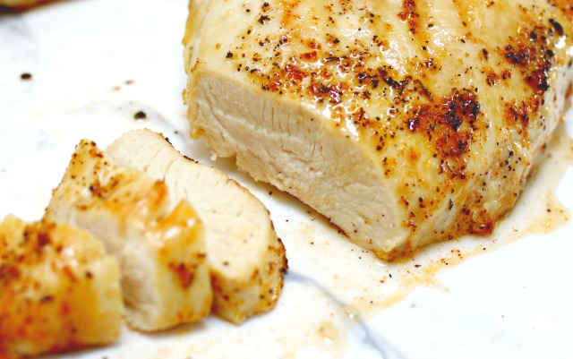 air fryer grilled chicken breasts