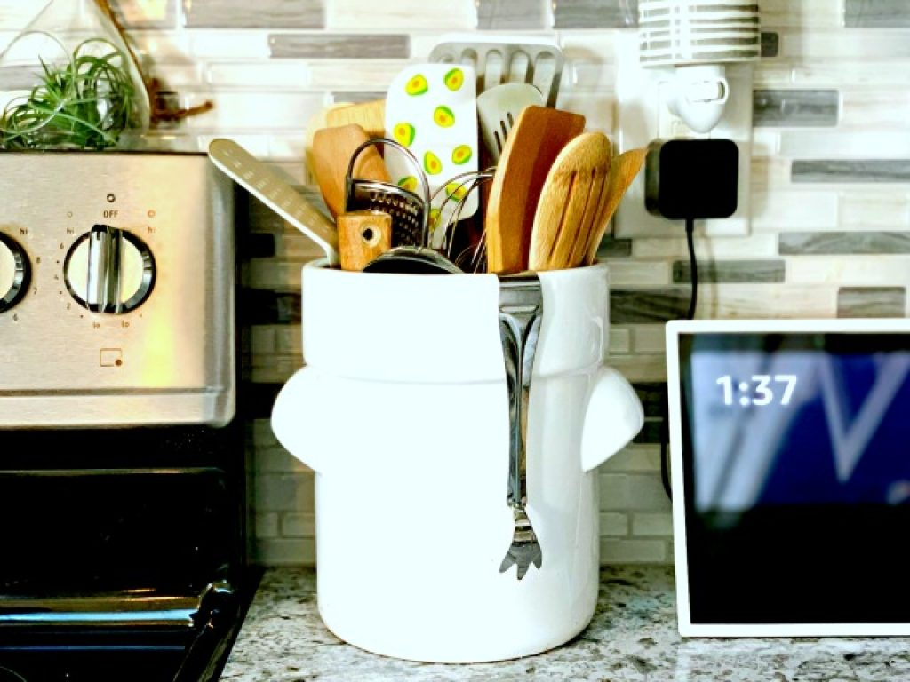 Organize Kitchen Utensils